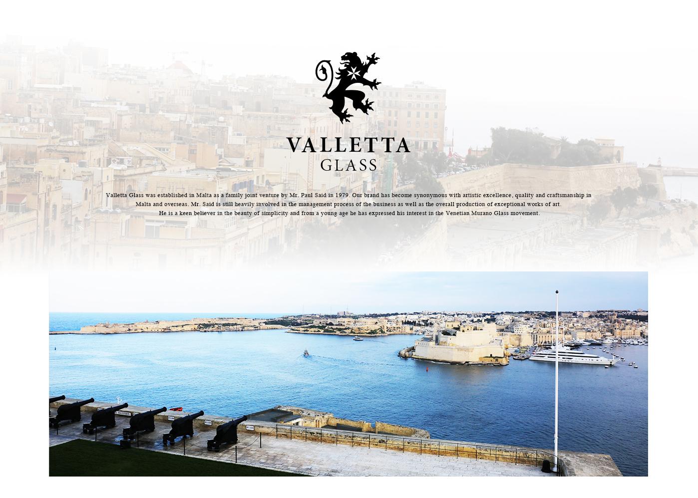 〜『Upper Barracca Gardens』〜地中海の真ん中に浮かぶ島、マルタの街並みの眺、心地よい潮風の中、青い海を船が行き交い、何とも美しい風景