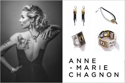 ANNE-MARIE CHAGNON
